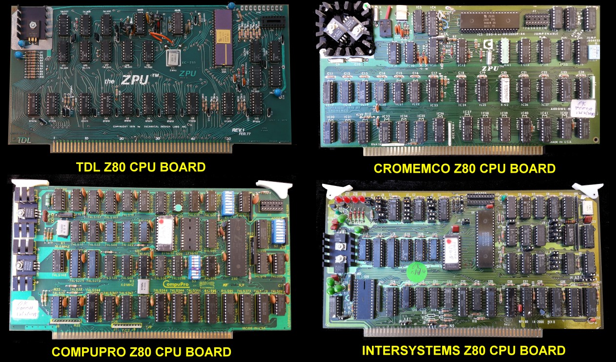 CPU Boards