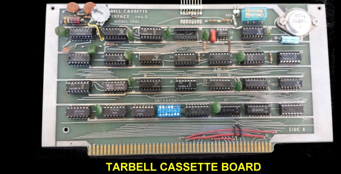 Tarbell Tape Controller