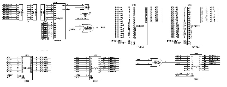 S100 Computers - 8086 CPU Board