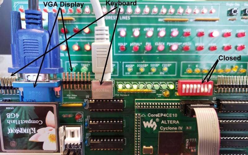 FPGA Z80 SBC Board